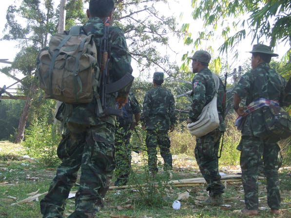 Mon Army Vows to Keep Arms
