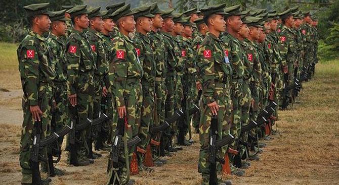 28 Govt. Troops Killed in Ambush: KIA