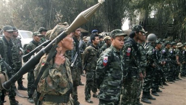 KNU Calls for Govt Troops in Ethnic Areas to Withdraw